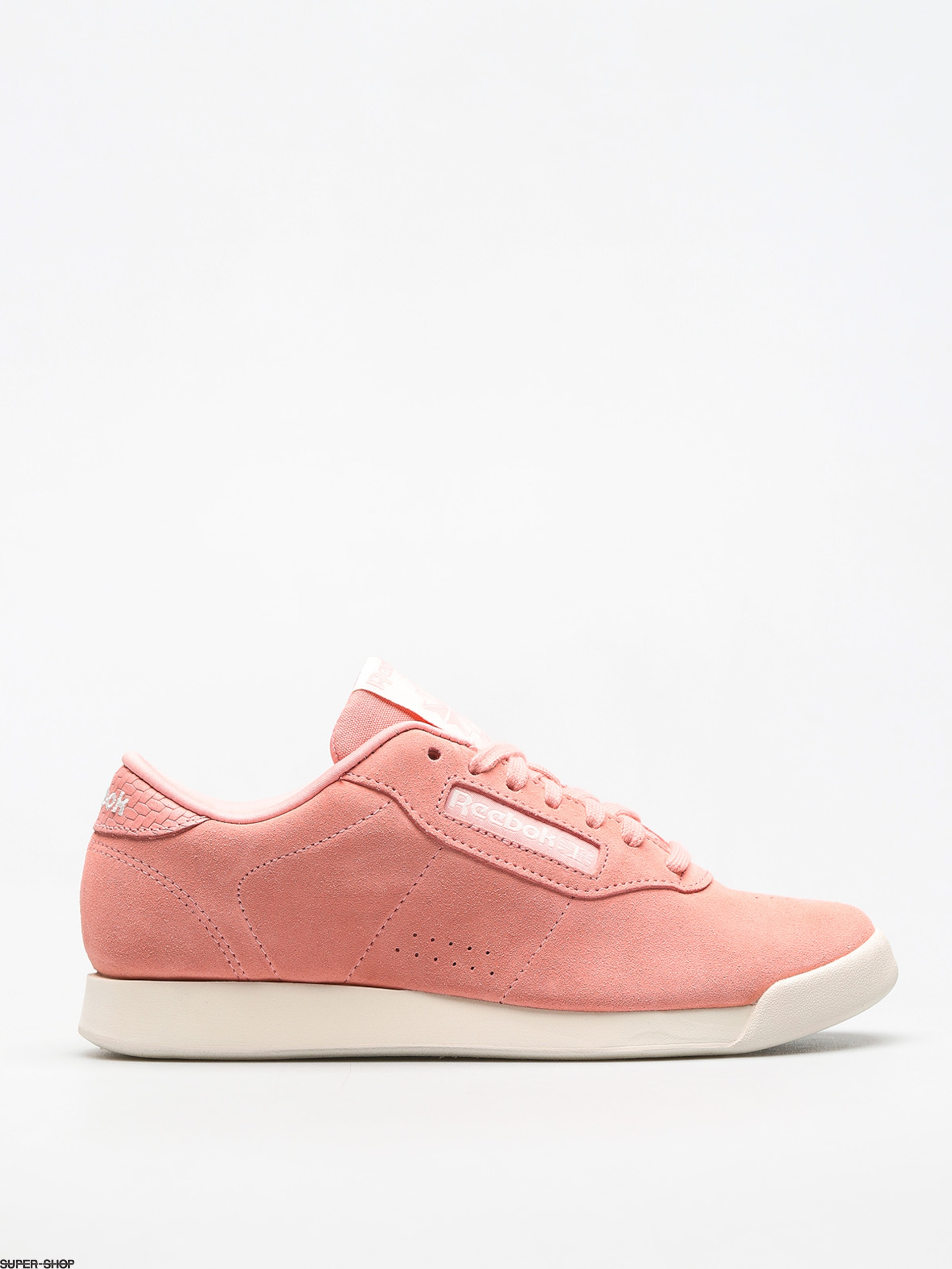 Reebok Shoes Princess Woven Emb Wmn (sweet pink/chalk)