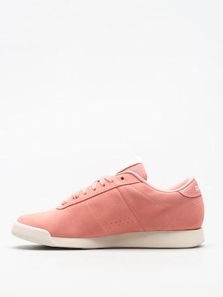 Reebok Shoes Princess Woven Emb Wmn (sweet pink/chalk)