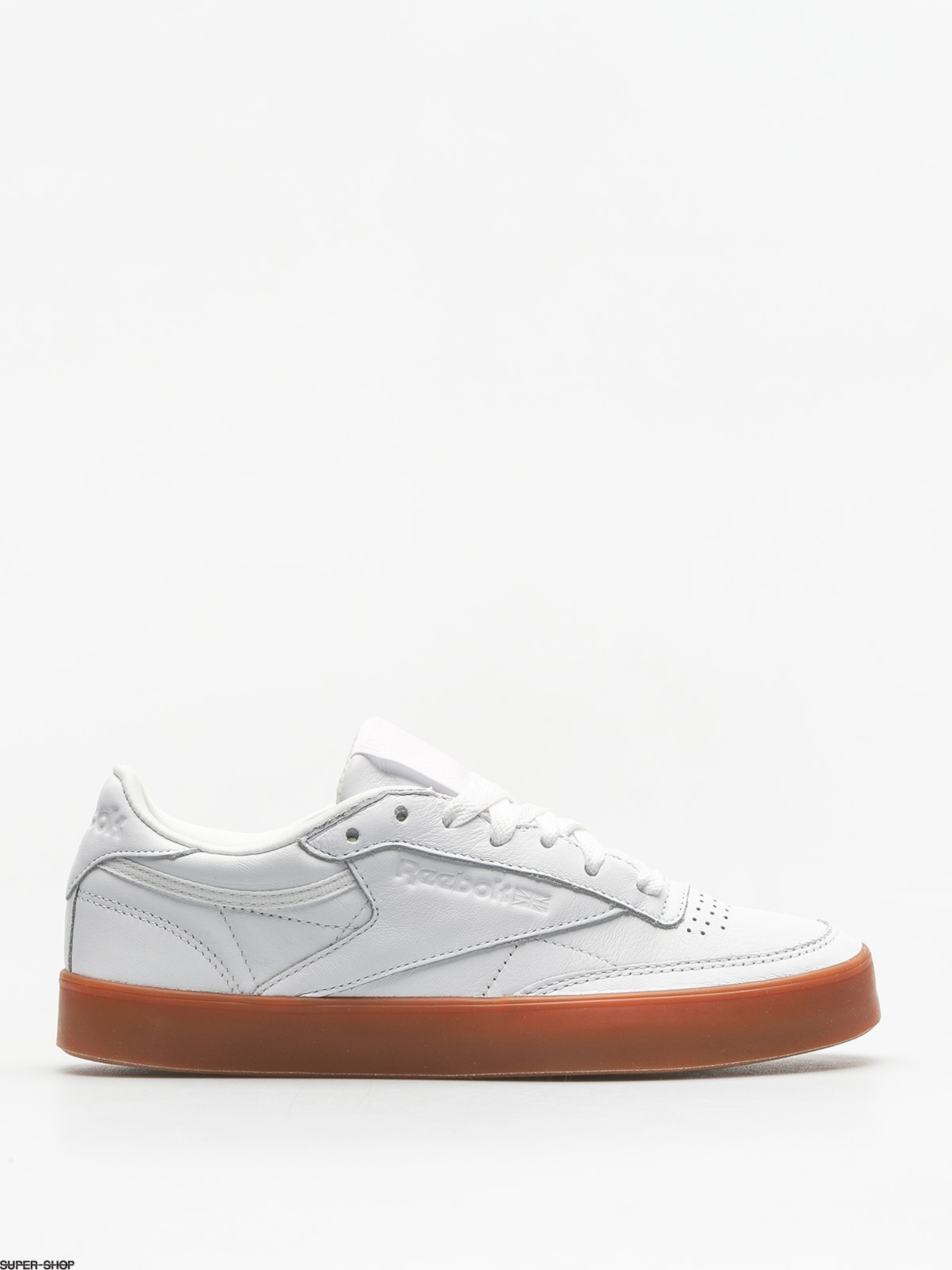 Reebok Shoes Club C 85 Fvs Wmn (white/gum)