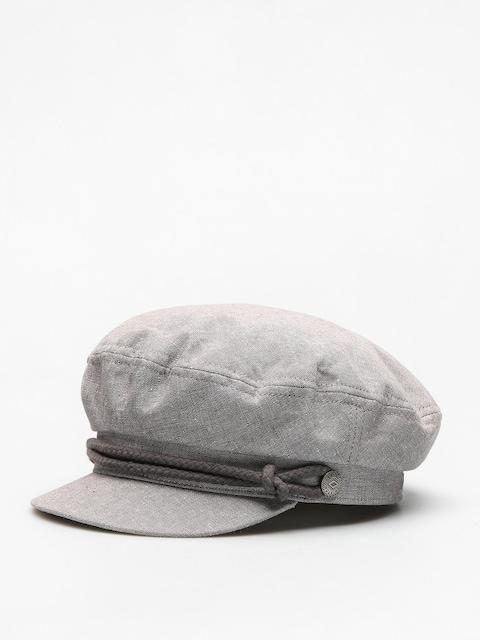 Brixton Flat cap Fiddler ZD Wmn (steel grey)