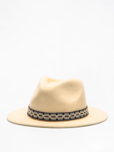 Brixton Hat Fiona II Fedora Wmn (bone)
