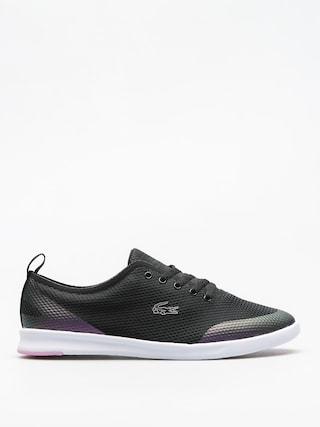 Lacoste Shoes Avenir 118 1 Wmn (black/light purple)