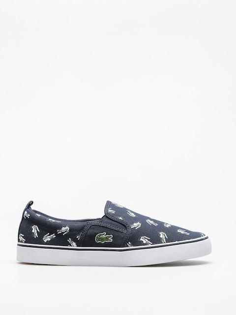 Lacoste Shoes Gazon 118 1 (navy/white)