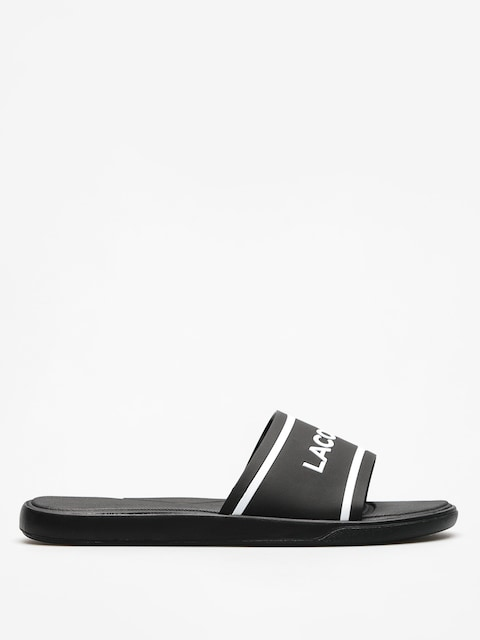 Lacoste Slides L 30 Slide 118 2 (black/white)