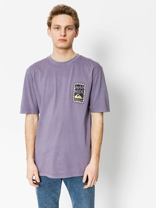Quiksilver T-Shirt Ghetto Session (cadet)