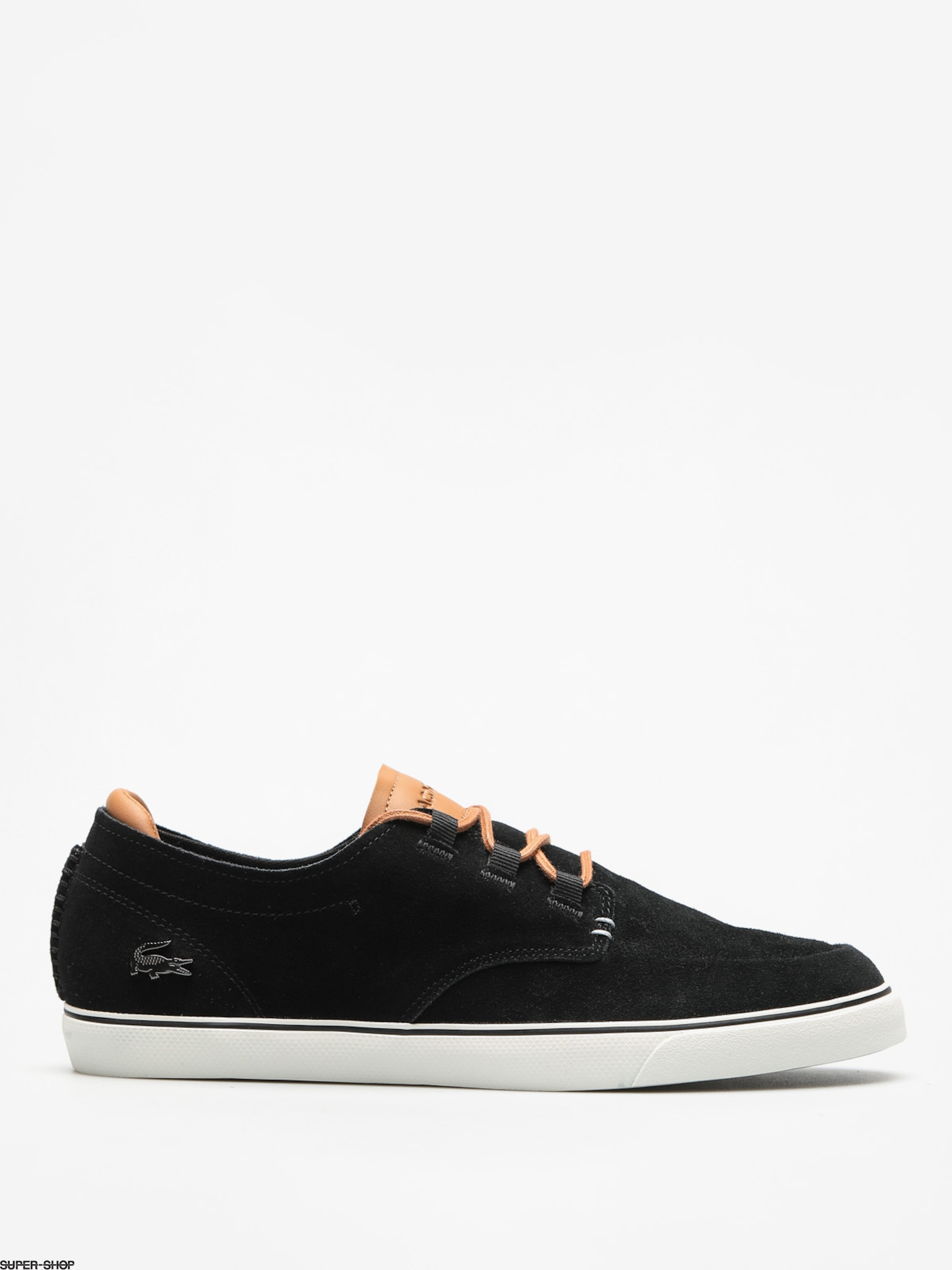 Lacoste Schuhe Esparre Deck 118 1 (black/light brown)