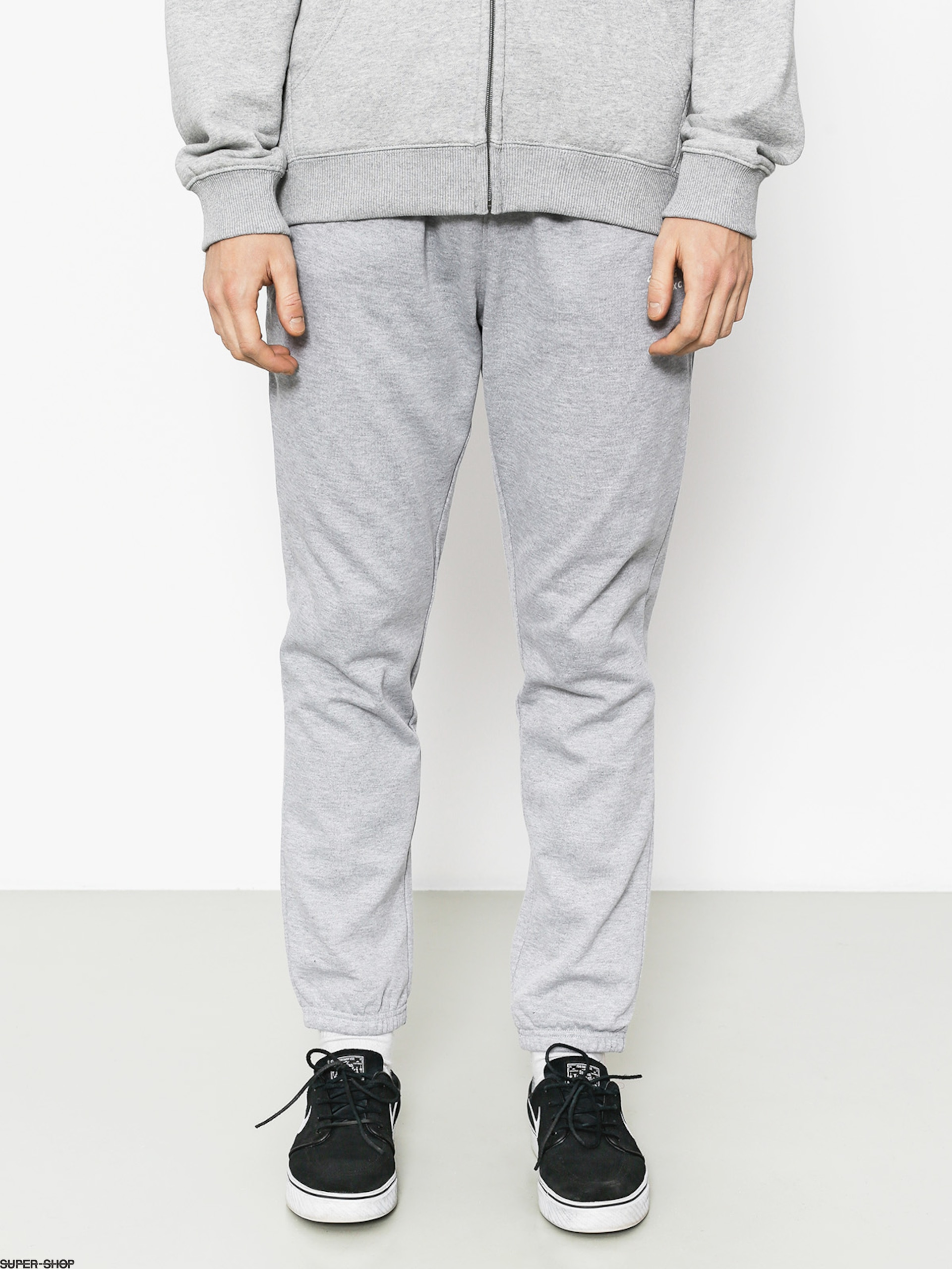 DC Pants Rebel (grey heather)