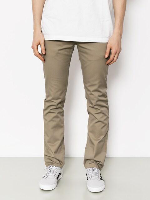 Kr3w Pants K Slim Chino (dark khaki)