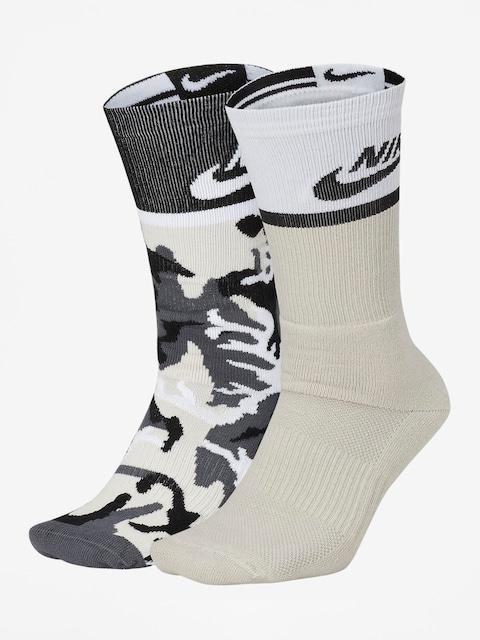 Nike SB Socks Energy Crew 2pk (multi color)