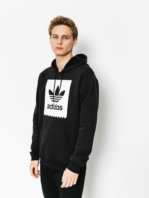 adidas Hoodie Solid Bb HD (black/white)