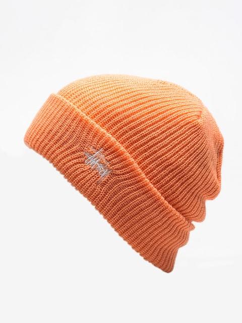 Stussy Mütze Basic Cuff Beanie (peach)