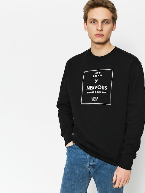 Nervous Sweatshirt Lightbox
