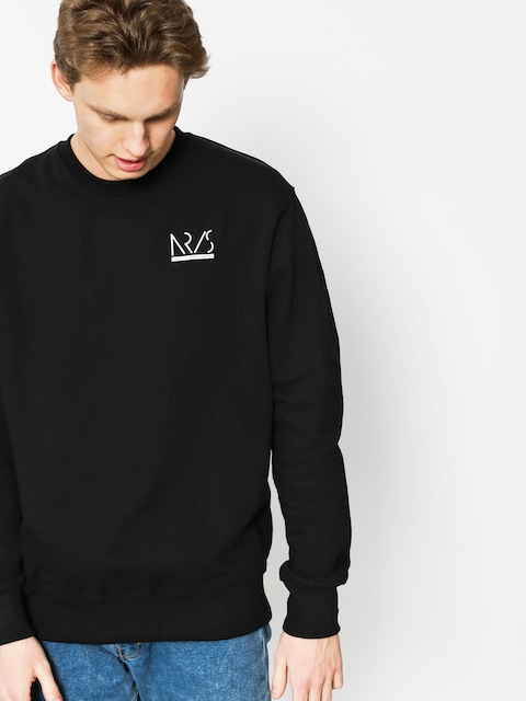 Nervous Sweatshirt Incomplete (black)