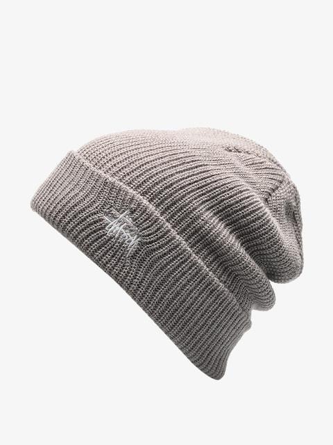 Stussy Mütze Basic Cuff Beanie (grey heather)
