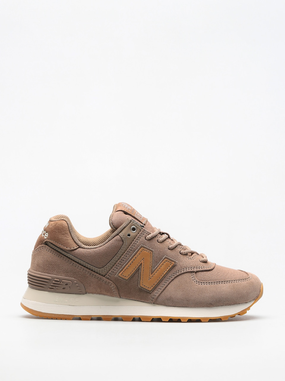 New Balance Shoes 574 Wmn (mushroom)