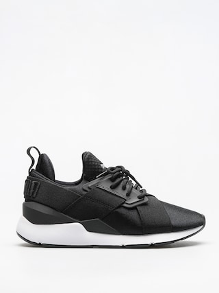 Puma Shoes Muse Satin Ep Wmn (puma black/puma white)