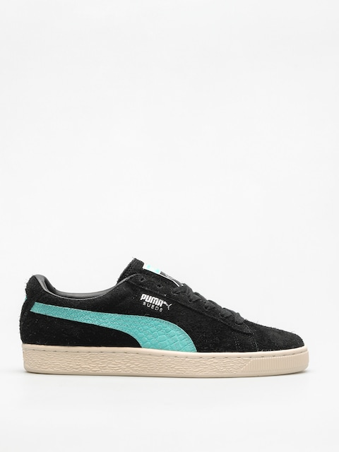 Puma Shoes Suede Diamond (puma black/diamond blue)