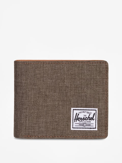 Herschel Supply Co. Wallet Hank Rfid (canteen crosshatch/tan synthetic leather)