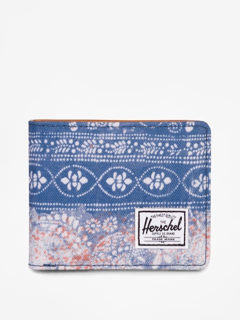 Herschel Supply Co. Wallet Hank Rfid (chai/tan synthetic leather)