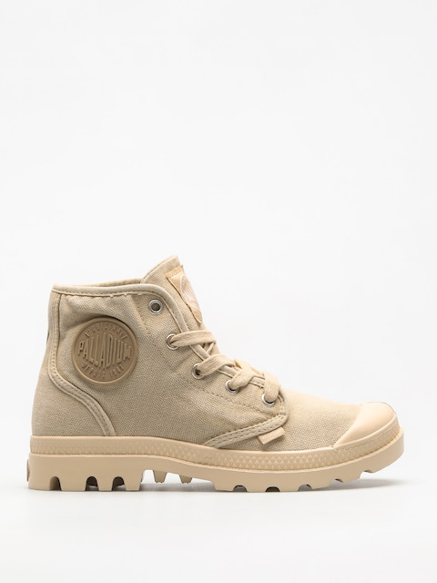 Palladium Shoes Pampa Hi Wmn (sahara/ecru)