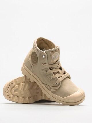 Palladium Schuhe Pampa Hi Wmn (sahara/ecru)