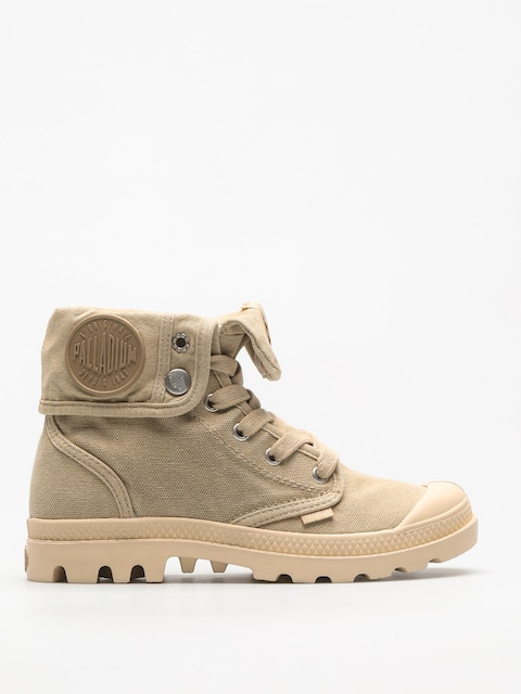 Palladium Shoes Baggy Wmn (sahara/ecru)