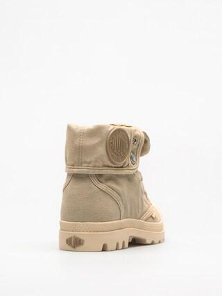 Palladium Shoes Baggy Wmn (sahara/ecru)
