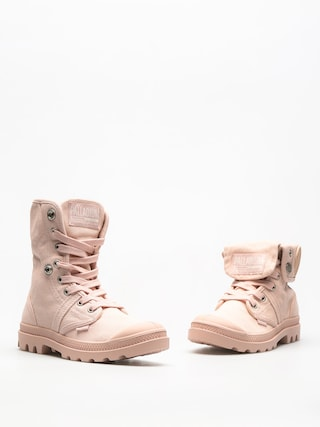 Palladium Shoes Pallabrouse Baggy Wmn (peach whip)