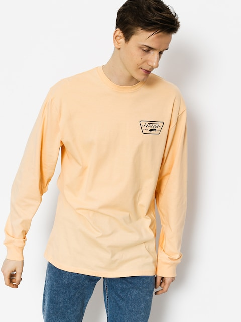 Vans Longsleeve Full Patch Back (apricot/ice black)