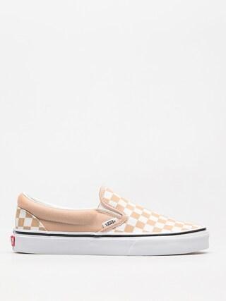 Vans Schuhe Classic Slip On (checkerboard/frappe/true/white)