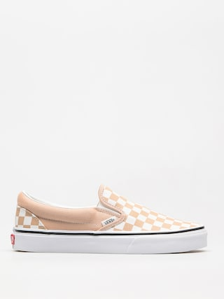 Vans Shoes Classic Slip On (checkerboard/frappe/true/white)