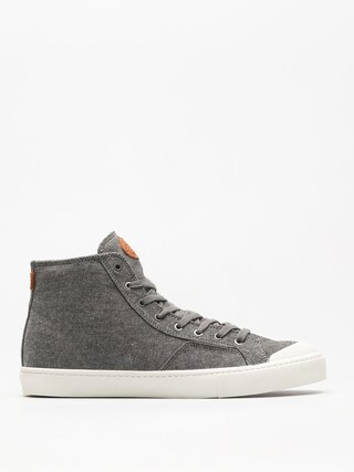 Element Shoes Spike Mid Canvas (stone chambray)