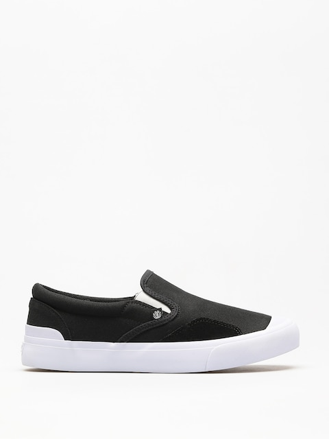 Element Schuhe Spike Slip (black white)