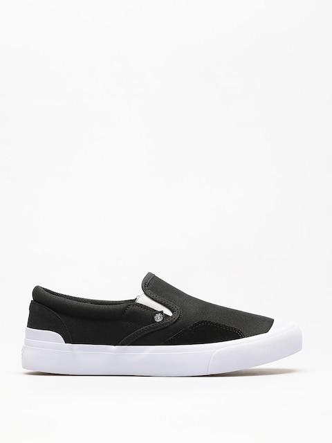 Element Shoes Spike Slip (black white)