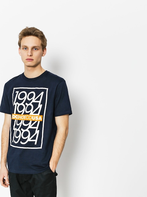 DC T-shirt Renewal (dark indigo)