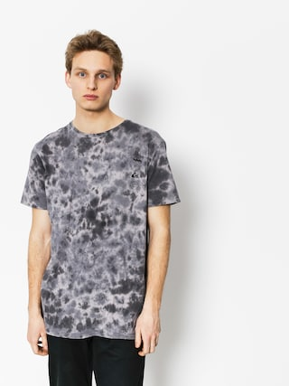 Quiksilver T-shirt Gibus Moon (iron gate tie and dye)