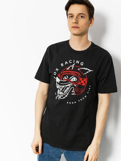 Fox T-shirt Win Sin Premium (blk vin)