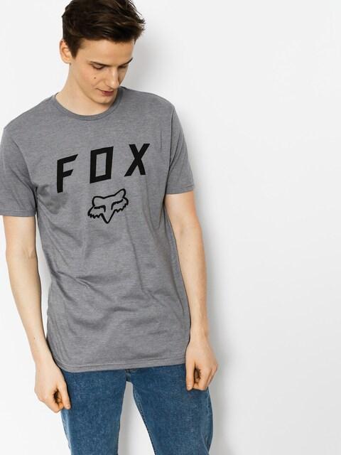 Fox T-shirt Legacy Moth Premium (htr graph)