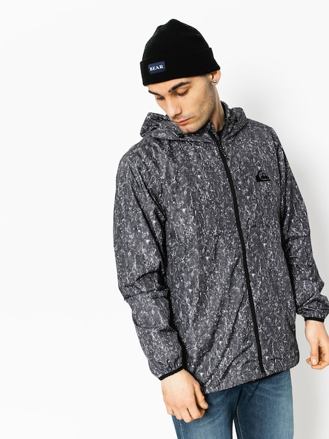 Quiksilver Jacke Everyday Windbreaker (tarmac acid print)
