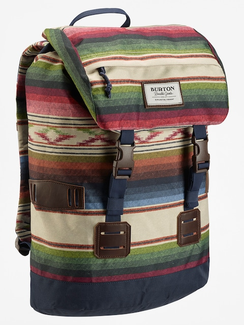 Burton Backpack Tinder (canvas iris stripe)
