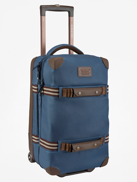 Burton Suitcase Wheelie Flt Deck (mood indigo coated)