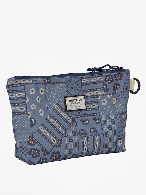 Burton Cosmetic bag Utility Pouch (paisley crop print)