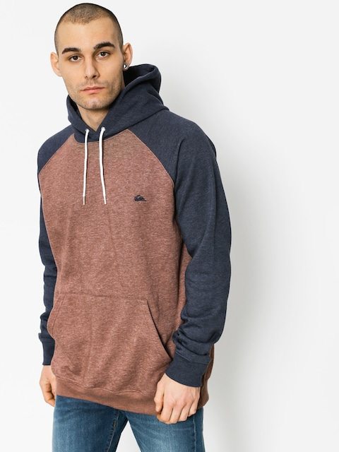 Quiksilver Hoody Everyday HD (marron heather)