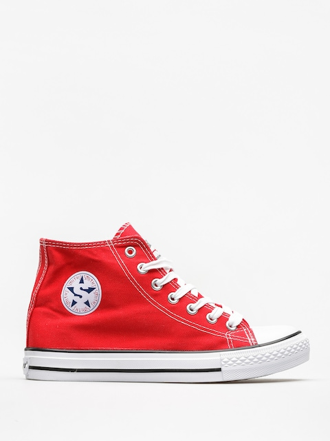 Smith's Schuhe Wys  Mas 004 (red)