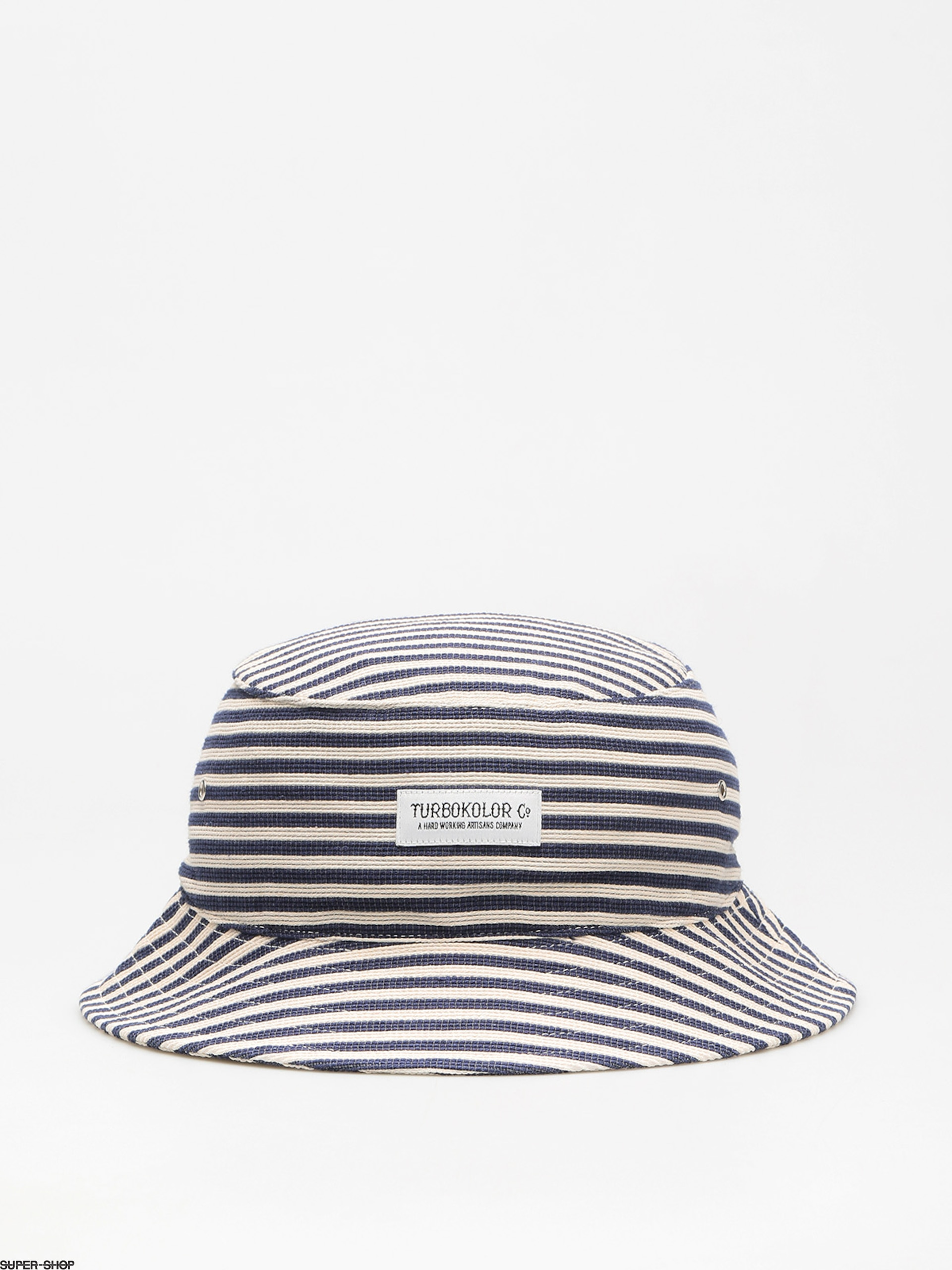 Turbokolor Hat Bucket (stripes)