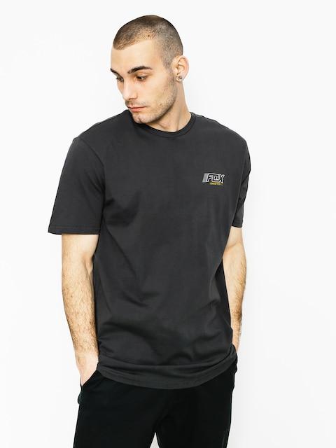 Fox T-Shirt Edify Premium (blk vin)