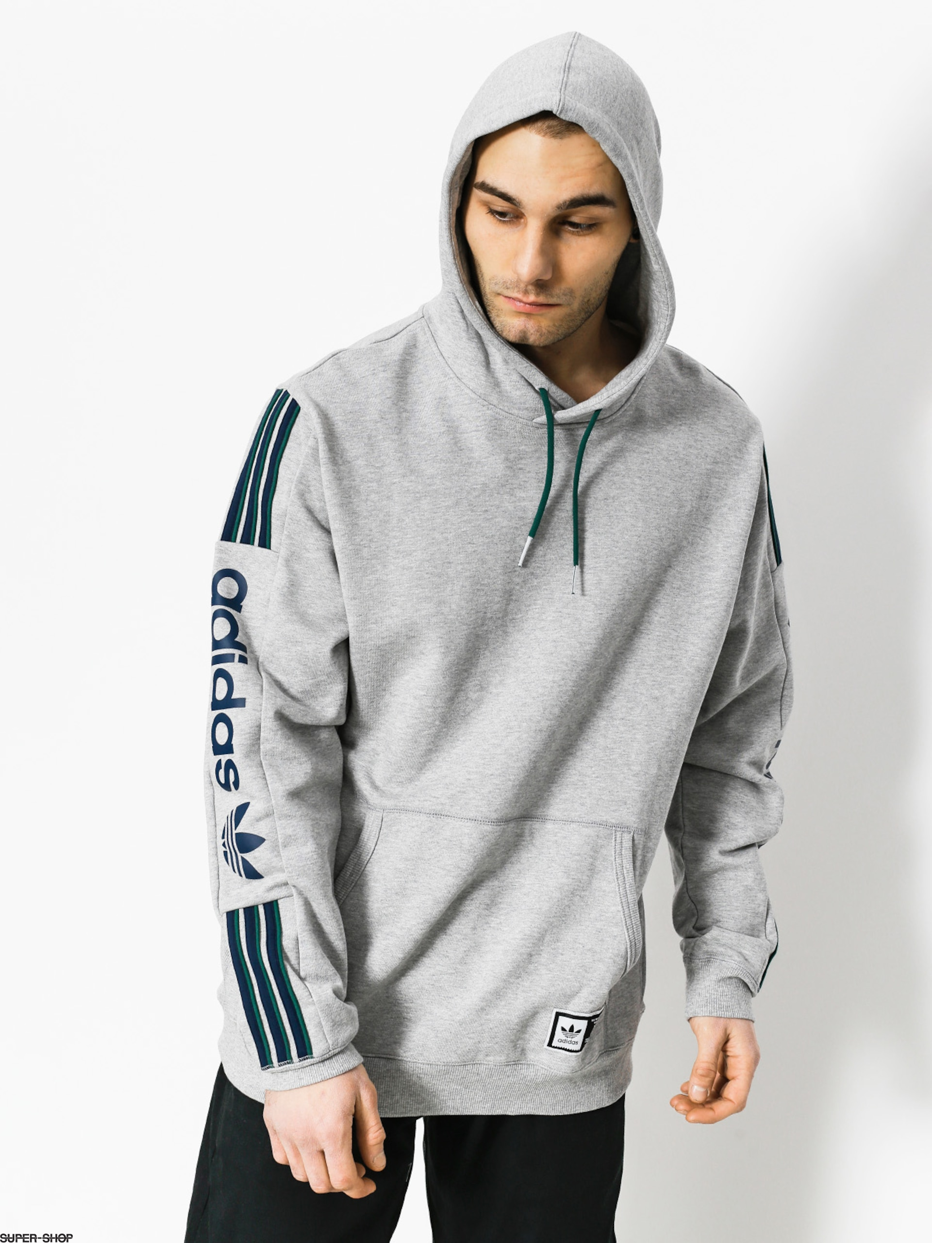 adidas Hoody Quarzo HD (grey)