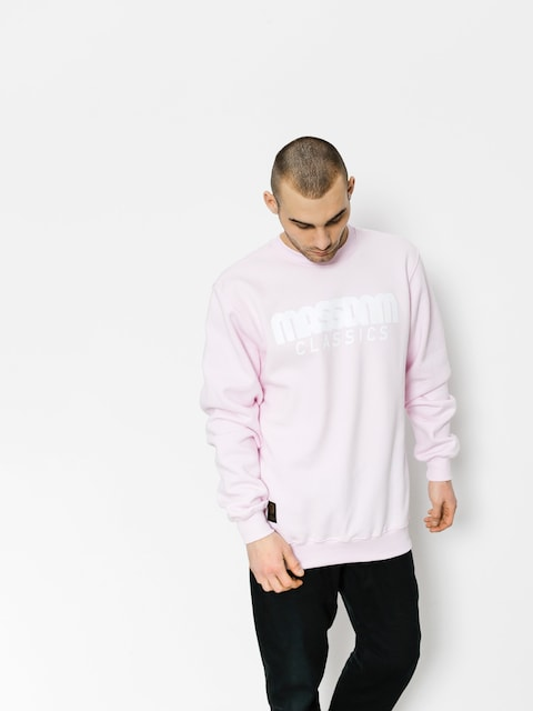 MassDnm Sweatshirt Classics (light pink)