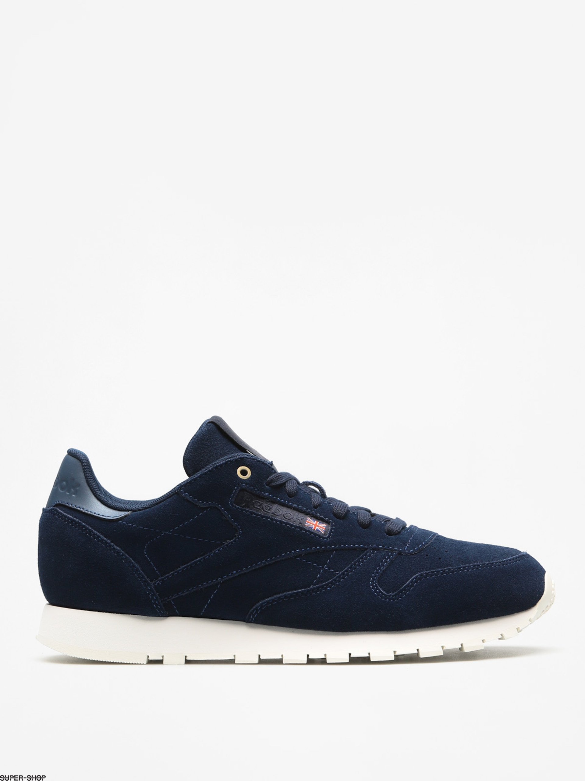 Reebok Shoes Cl Leather MCC (blue note/chalk)