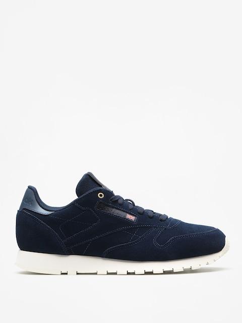 Reebok Schuhe Cl Leather MCC (blue note/chalk)